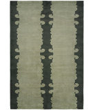 RugStudio presents Famous Maker Portico 100341 Slate Green Hand-Knotted, Best Quality Area Rug
