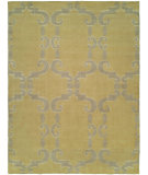 RugStudio presents Famous Maker Portico 100346 Rust Hand-Knotted, Best Quality Area Rug