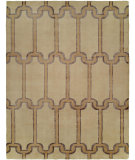 RugStudio presents Famous Maker Portico 100348 Travertine Hand-Knotted, Best Quality Area Rug
