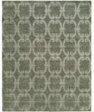 RugStudio presents Famous Maker Portico 100351 Slate Hand-Knotted, Best Quality Area Rug