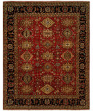 RugStudio presents Famous Maker Pastire 100993 Red Ebony Hand-Knotted, Best Quality Area Rug