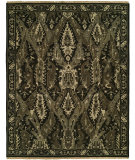 RugStudio presents Famous Maker Soumak 100251 Onyx Area Rug