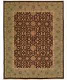 RugStudio presents Kalaty Sierra Sp-237 Ivory Rust Area Rug