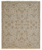 RugStudio presents Famous Maker Soumak 100277 Dove Area Rug