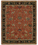 RugStudio presents Famous Maker Soumak 100475 Cinnamon Area Rug
