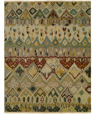 RugStudio presents Famous Maker Soumak 100480 Boho Beige Area Rug