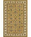 RugStudio presents Kaleen Taxila 1505 Shubra Gold 05 Hand-Tufted, Best Quality Area Rug