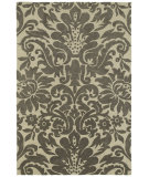 RugStudio presents Kaleen Crowne Duncan Taupe 1702 Hand-Tufted, Better Quality Area Rug