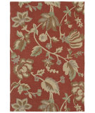 RugStudio presents Kaleen Crowne Baldwin Red 1704 Hand-Tufted, Better Quality Area Rug