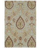 RugStudio presents Kaleen Crowne Oberon Spa 1705 Hand-Tufted, Better Quality Area Rug