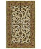 RugStudio presents Kaleen Home and Porch Chatham County Ivory 2004-01 Hand-Tufted, Good Quality Area Rug