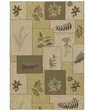 RugStudio presents Kaleen Home and Porch Beaufort Linen 2006-42 Hand-Tufted, Good Quality Area Rug