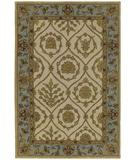 RugStudio presents Kaleen Home and Porch Tuner Creek Linen 2007-42 Hand-Tufted, Good Quality Area Rug