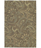 RugStudio presents Kaleen Home And Porch 2019-60 Mocha Machine Woven, Good Quality Area Rug