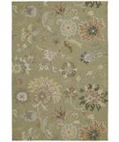 RugStudio presents Kaleen Home and Porch Juliette Pesto 2021-45 Hand-Tufted, Good Quality Area Rug