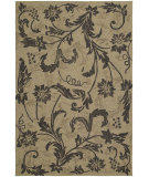 RugStudio presents Kaleen Home and Porch Rivoli Mocha 2027-60 Hand-Tufted, Good Quality Area Rug