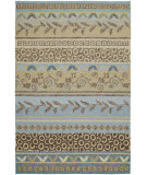 RugStudio presents Kaleen Home and Porch Idle Hour Glacier 2028-34 Hand-Tufted, Good Quality Area Rug