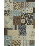 RugStudio presents Kaleen Home and Porch Frederica Robins Egg 2029-61 Hand-Tufted, Good Quality Area Rug