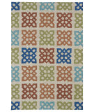 RugStudio presents Kaleen Home And Porch 2032-29 Sand Machine Woven, Good Quality Area Rug