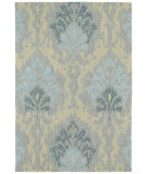 RugStudio presents Kaleen Habitat Sea Spray Spa 2106 Hand-Hooked Area Rug