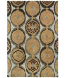 RugStudio presents Kaleen Soho Stratford Pewter 2504 Hand-Tufted, Best Quality Area Rug