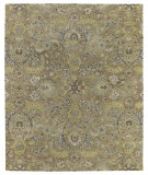 RugStudio presents Kaleen Helena 3200-05 Gold Hand-Tufted, Good Quality Area Rug