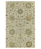 RugStudio presents Kaleen Helena 3202-01 Ivory Hand-Tufted, Good Quality Area Rug