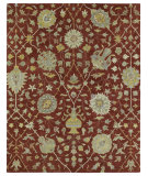 RugStudio presents Kaleen Helena 3202-25 Red Hand-Tufted, Good Quality Area Rug