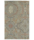 RugStudio presents Kaleen Helena 3206-27 Taupe Hand-Tufted, Best Quality Area Rug