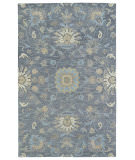 RugStudio presents Kaleen Helena 3207-68 Graphite Hand-Tufted, Best Quality Area Rug