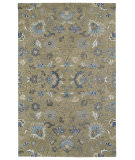RugStudio presents Kaleen Helena 3208-82 Light Brown Hand-Tufted, Best Quality Area Rug