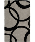 RugStudio presents Kaleen Astronomy 3401-68 Graphite Hand-Tufted, Good Quality Area Rug