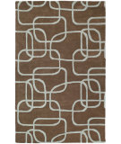 RugStudio presents Kaleen Astronomy 3402-49 Brown Hand-Tufted, Good Quality Area Rug