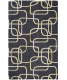RugStudio presents Kaleen Astronomy 3402-62 Ebony Hand-Tufted, Good Quality Area Rug