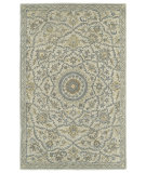 RugStudio presents Kaleen Solomon 4055-01 Ivory Hand-Tufted, Good Quality Area Rug