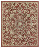 RugStudio presents Kaleen Solomon 4055-25 Red Hand-Tufted, Good Quality Area Rug
