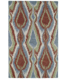 RugStudio presents Rugstudio Sample Sale 66703R Brick 4406 Area Rug