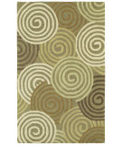 RugStudio presents Kaleen Casual Chakra Brown 5051 Hand-Tufted, Good Quality Area Rug