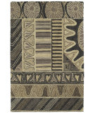 RugStudio presents Kaleen Casual Zekova Charcoal 5052 Hand-Tufted, Good Quality Area Rug