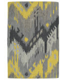 RugStudio presents Kaleen Casual 5054-75 Grey Hand-Tufted, Good Quality Area Rug