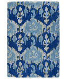 RugStudio presents Kaleen Casual 5055-10 Denim Hand-Tufted, Good Quality Area Rug