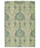 RugStudio presents Kaleen Casual 5055-104 Seafoam Hand-Tufted, Good Quality Area Rug