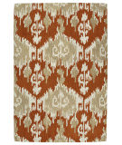 RugStudio presents Kaleen Casual 5055-53 Paprika Hand-Tufted, Good Quality Area Rug