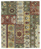 RugStudio presents Kaleen Brooklyn 5300-05 Gold Hand-Tufted, Good Quality Area Rug