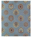 RugStudio presents Kaleen Brooklyn 5301-56 Spa Hand-Tufted, Good Quality Area Rug