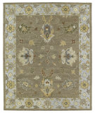 RugStudio presents Kaleen Brooklyn 5303-60 Mocha Hand-Tufted, Good Quality Area Rug