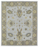 RugStudio presents Kaleen Brooklyn 5303-77 Silver Hand-Tufted, Good Quality Area Rug