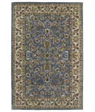 RugStudio presents Kaleen Mystic 6001-17 Blue Hand-Tufted, Good Quality Area Rug