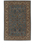 RugStudio presents Kaleen Mystic 6001 William Blue 17 Hand-Tufted, Best Quality Area Rug