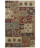 RugStudio presents Kaleen Mystic Aral Charcoal 6061 Hand-Tufted, Good Quality Area Rug